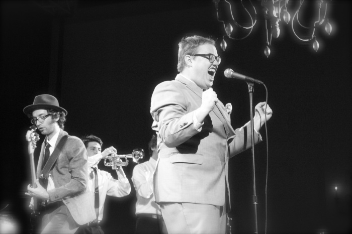 St. Paul & The Broken Bones, Photo by Hilary Langford