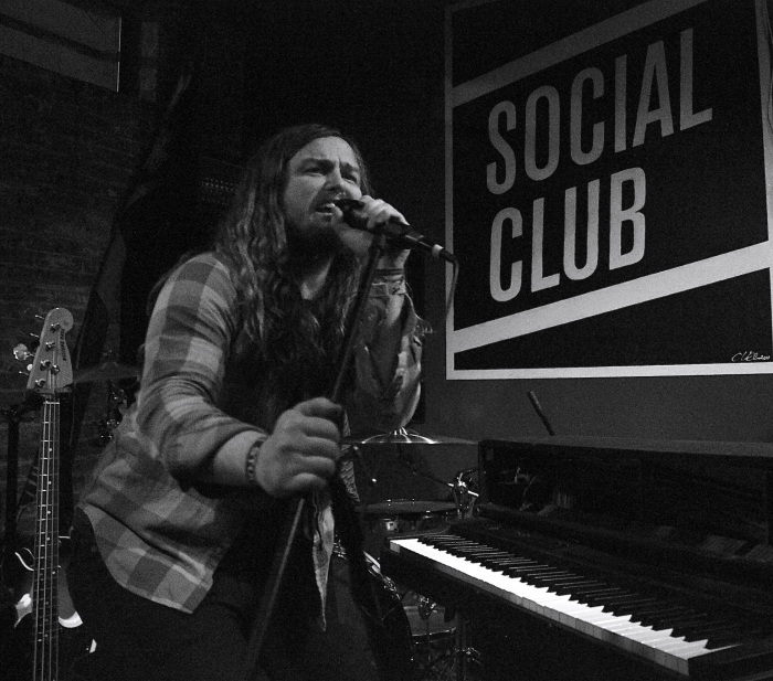 J. Roddy Walston & The Business, Photo by Hilary Langford