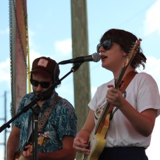 Caitlin Rose plays Girls Rock NC day party, Photo by Jennifer Bridges